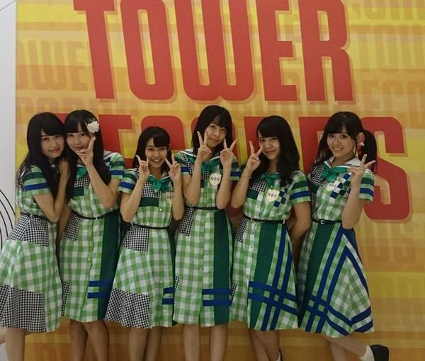 2015年7月26日 タワーレコード神戸店インストアイベント(動画無し)