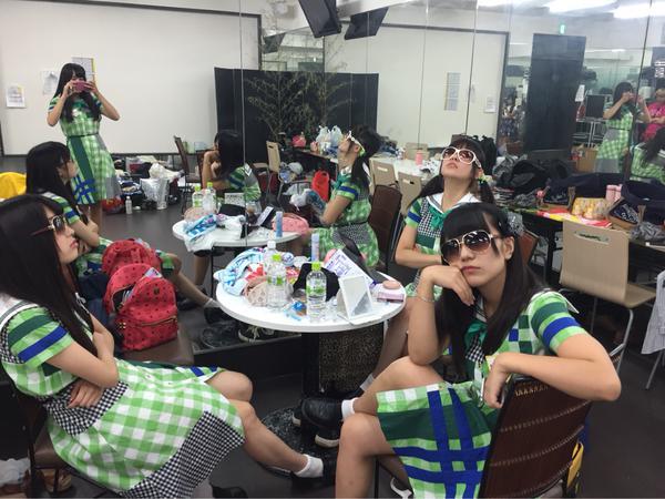 2015年8月1日 広島 ロコドルシロップ〜夏休みSP(動画無し)