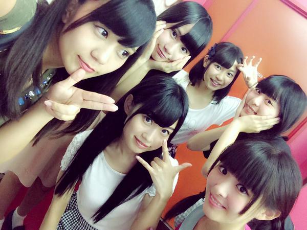 2015年8月23日 AKIBAドラッグ&カフェとタワーレコード秋葉原店でリリースイベント