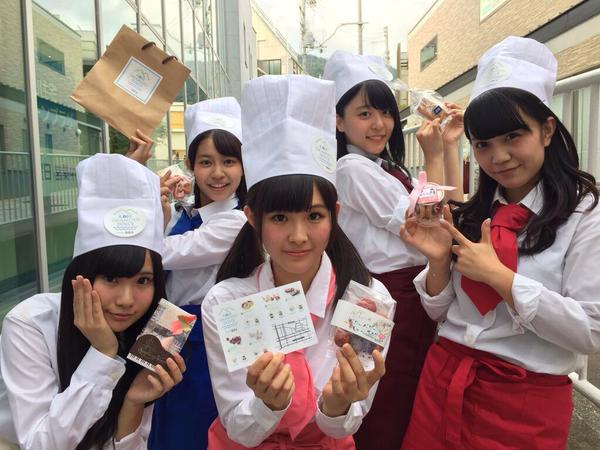 2015年10月17日 神戸岡本商店街 コラボスイーツ販売会&ライブイベントに出演(動画あり)