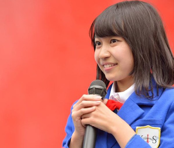 2015年11月1日 徳島大学・学園祭(常三島祭)に出演