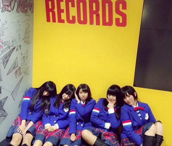 2015年12月26日 タワーレコード梅田NU茶屋町店でリリースイベント