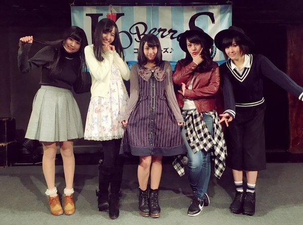 2016年1月8日 神戸チキンジョージで定期公演(こうべりParty) 7回目