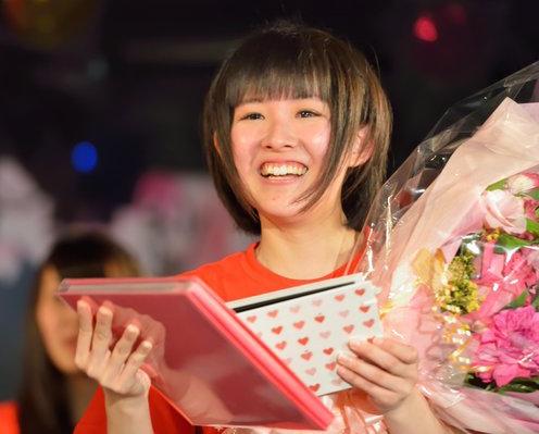 2016年5月1日 三宮 神戸SLOPEにて芽衣、香奈、莉紗卒業LIVE