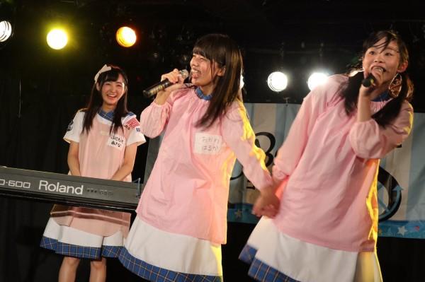 2017年7月21日 三宮 定期公演『コウベリのベリベリTime 』に出演