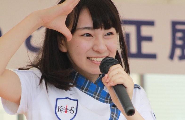 2017年10月14日 明石 第40回「ひょうご矯正展」神戸新長田「投票にGO」に出演