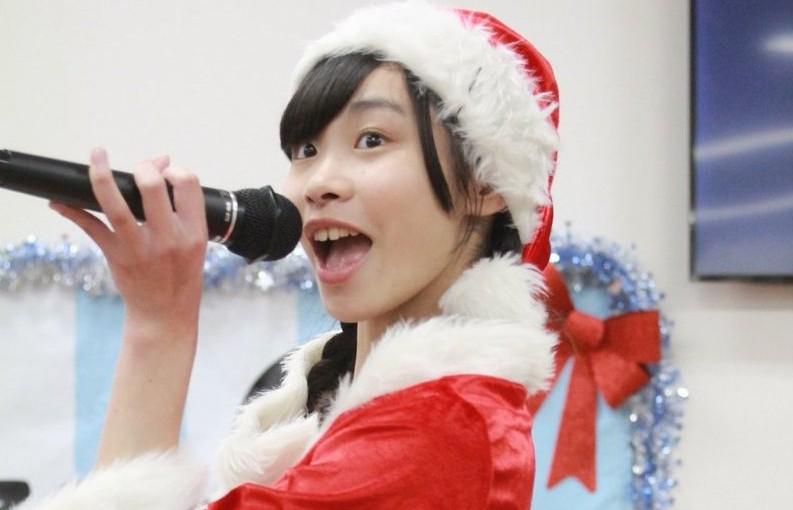 2017年12月24日 神戸新長田 歌居屋でクリスマスライブ一部二部