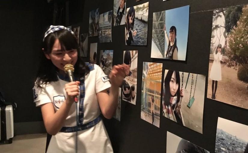 2017年12月17日 神戸新長田 ファンミーティング1部2部に出演
