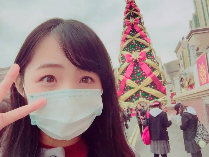 1日中あそぶぞっ😋🎄  #USJラストツリー #USJ #KOBerrieS https://t.co/9DPtqzLS4C