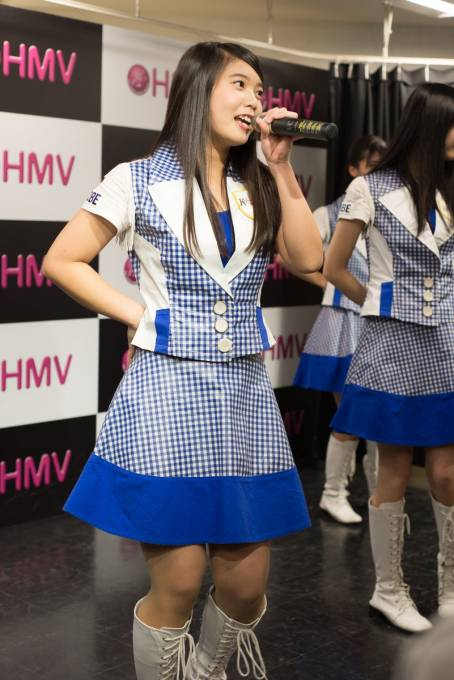 20170107 HMV三宮 KOBerrieS♪ 長谷川鈴菜 さん  #KOBerrieS #神戸 https://t.co/VeQKVuEzDB