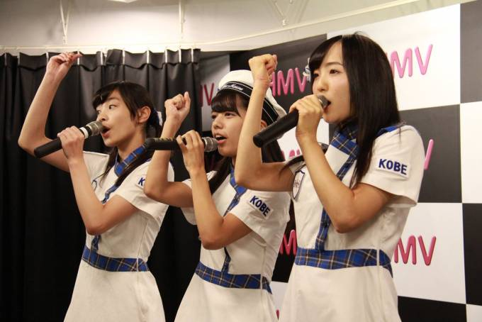 HMV三宮KOBerrieS♪リリースイベント! #KOBerrieS https://t.co/DZlBM2ENkT
