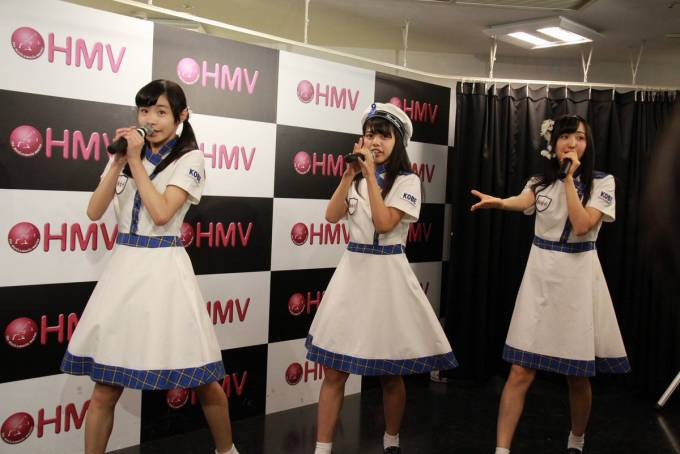 HMV三宮KOBerrieS♪リリースイベント! #KOBerrieS https://t.co/YQgNVzs1vr