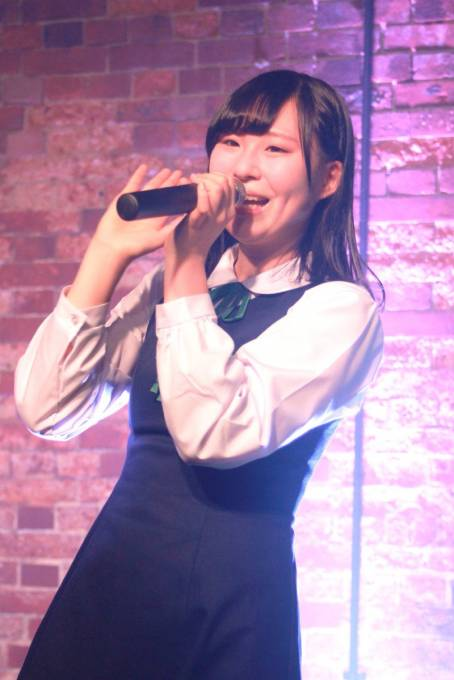 KOBerrieS♪新曲リリースイベントK-waveライブまぁちゃん! #KOBerrieS #黒谷真琴 #Kwave https://t.co/q7WYZxtvmB