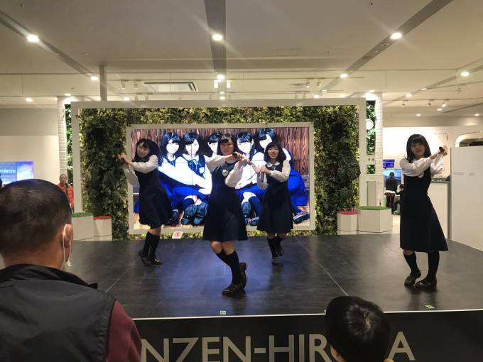 『ForL』リリースイベント@KUZUHA MALL① https://t.co/IYl1KKVXnj