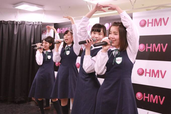 HMV三宮KOBerrieS♪新曲リリースイベント! #KOBerries https://t.co/805scKPpeU