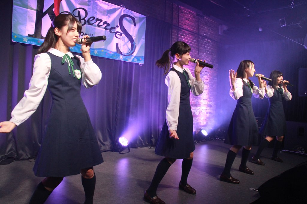 KOBerrieS 神戸煉瓦倉庫K-waveK Koberries♪ライブ!#KOBerrieS#神戸煉瓦倉庫#K-wave#SSS https://t.co/IdKfWTIn1O