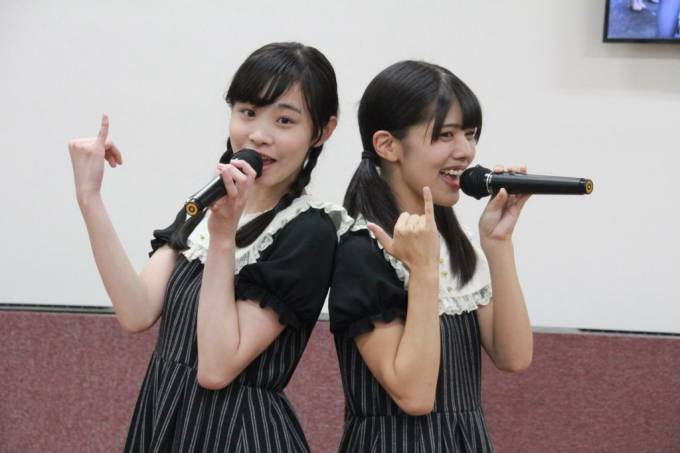 歌居屋KOBerrieS♪はるひめJun ballaade Live! #KOBerrieS #岡野春香 #大出姫花 https://t.co/eGRhaX17PV