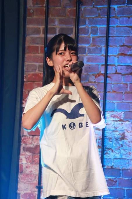 神戸煉瓦倉庫K-wave  SSS Live vol.2 KOBerrieS♪はるる! #KOBerrieS #岡野春香 #SSS #K_wave https://t.co/98i0mWL80t