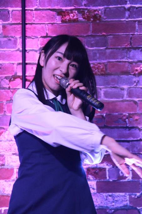 神戸煉瓦倉庫K-wave SSS Live vol.2 KOBerrieS♪みいな! #KOBerrieS #森島みなみ #SSS #K_wave https://t.co/ohKVGiQFmL