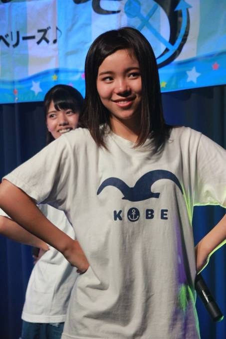 神戸煉瓦倉庫K-wave SSS Live v.2 KOBerrieS♪さーや! #KOBerrieS #花城沙弥 #SSS #K_wave https://t.co/ziBNRdMMo0