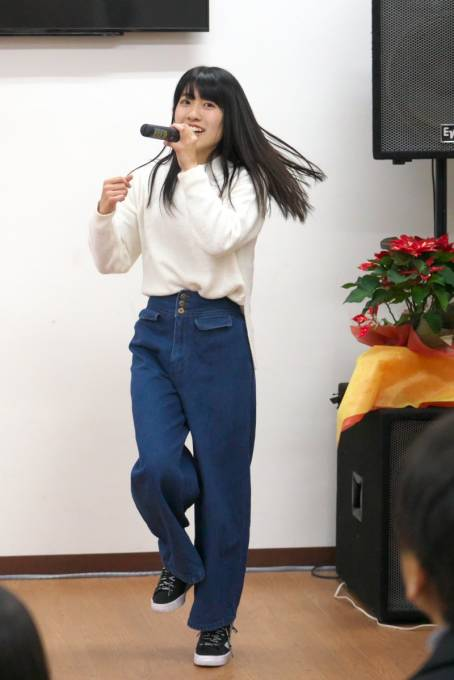 KOBerrieS♪『歌居屋SP Live』2部より(2018/12/9)(3/4) #KOBerrieS♪ #小形優莉 さん #大出姫花 さん #花城沙弥 さん #花尾理彩 さん https://t.co/7hzg32NfSM